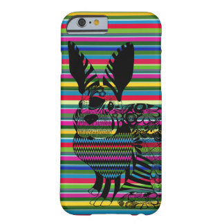 Color Bunny Barely There iPhone 6 Case