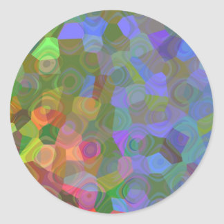 Color Celebration Sticker