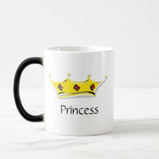 Color Change Princess Mug