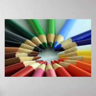 Color Chart Wheel