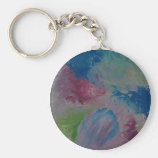 Color Comet Keychain