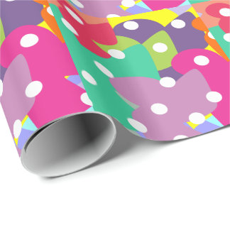 Color Crazy Wrapping paper