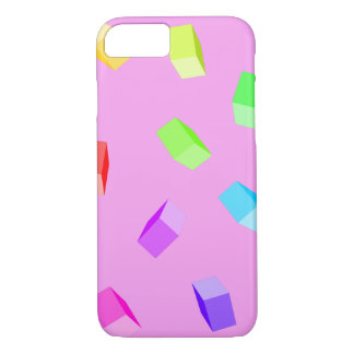 Color Cubes iPhone 8/7 Case
