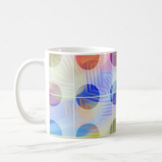 color ed circle coffee mug