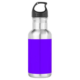 color electric indigo 532 ml water bottle