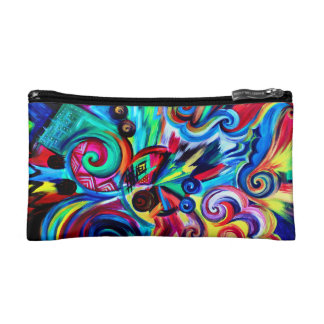 Color Explosion Cosmetic Bag