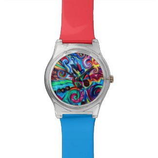 Color Explosion Watch