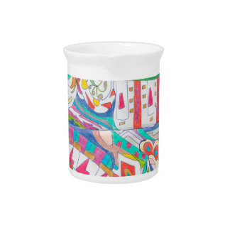 COLOR EYE CANDY COLLECTION 102 BEVERAGE PITCHER