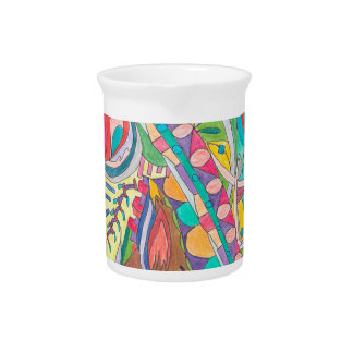 COLOR EYE CANDY COLLECTION 104 BEVERAGE PITCHER