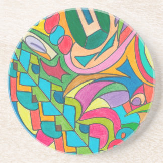 COLOR EYE CANDY COLLECTION 115 DRINK COASTERS