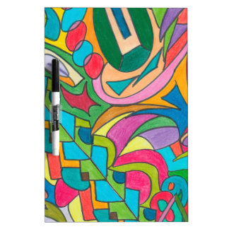 COLOR EYE CANDY COLLECTION 115 Dry-Erase WHITEBOARD