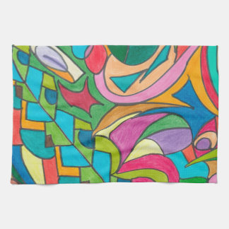 COLOR EYE CANDY COLLECTION 115 HAND TOWEL