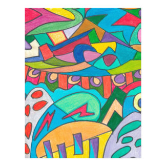 COLOR EYE CANDY COLLECTION 116 CUSTOMIZED LETTERHEAD