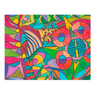 COLOR EYE CANDY COLLECTION 117 POSTCARD