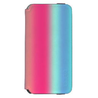 Color Field Abstraction Incipio Watson™ iPhone 6 Wallet Case