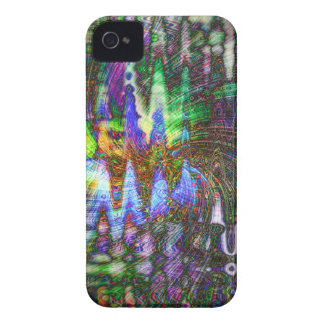 Color Fun iPhone 4 Cover