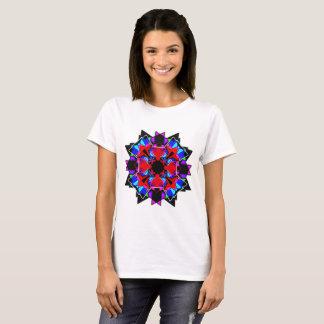 color glass mandala T-Shirt