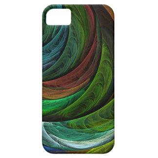 Color Glory Abstract Art iPhone 5 Case For The iPhone 5