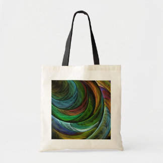 Color Glory Abstract Art Tote Bag