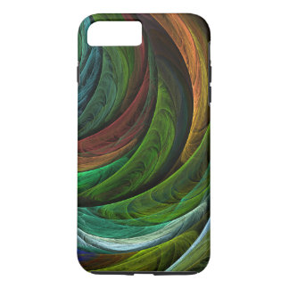 Color Glory Abstract Art Tough iPhone 7 Plus Case