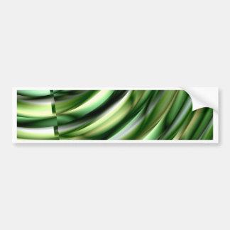 Color gradient no. 10 by Tutti Bumper Sticker
