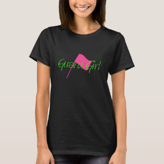 "Color Guard ""Guard Girl"" T-Shirt"