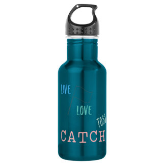 Color Guard: Live, Love, Toss, CATCH 532 Ml Water Bottle