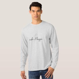 Color Guard: Make It Happen T-Shirt