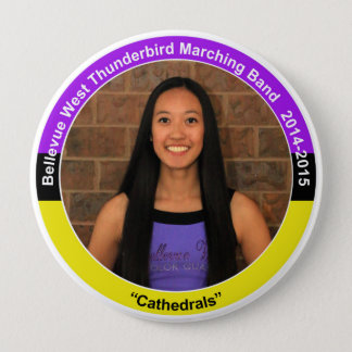 Color Guard TS (2015) 4 Inch Round Button