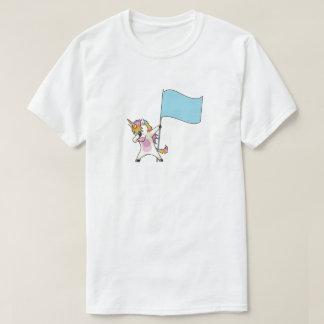 Color Guard Unicorn T-Shirt