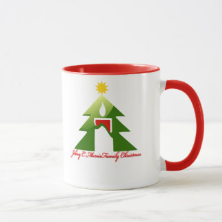 Color handle Mug