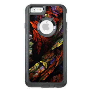 Color Harmony Abstract Art Commuter OtterBox iPhone 6/6s Case