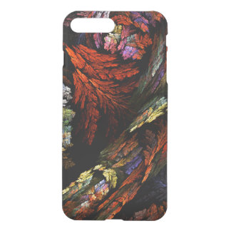 Color Harmony Abstract Art Deflector iPhone 7 Plus Case