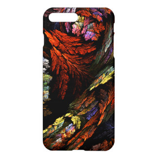 Color Harmony Abstract Art Glossy iPhone 7 Plus Case