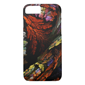 Color Harmony Abstract Art iPhone 7 Case