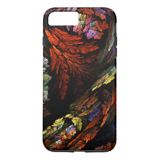 Color Harmony Abstract Art Tough iPhone 7 Plus Case