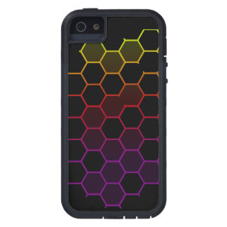 Color Hex on Black iPhone 5 Case