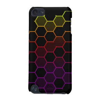 Color Hex on Black iPod Touch (5th Generation) Cases