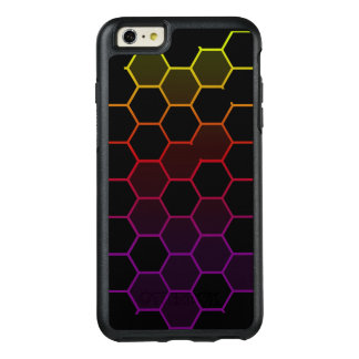 Color Hex on Black OtterBox iPhone 6/6s Plus Case
