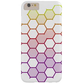 Color Hex on White Barely There iPhone 6 Plus Case