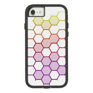Color Hex on White Case-Mate Tough Extreme iPhone 8/7 Case