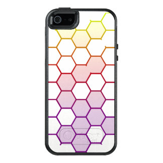 Color Hex on White OtterBox iPhone 5/5s/SE Case