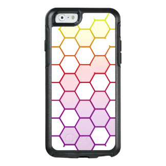 Color Hex on White OtterBox iPhone 6/6s Case