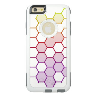 Color Hex on White OtterBox iPhone 6/6s Plus Case