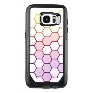 Color Hex on White OtterBox Samsung Galaxy S7 Edge Case