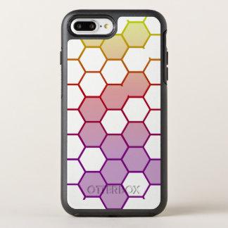 Color Hex on White OtterBox Symmetry iPhone 8 Plus/7 Plus Case