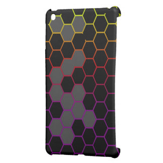 Color Hex with Grey Case For The iPad Mini