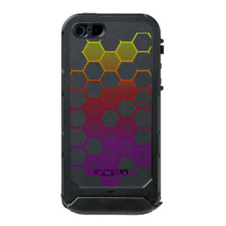 Color Hex with Grey Incipio ATLAS ID™ iPhone 5 Case