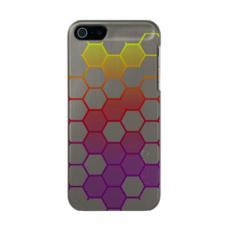 Color Hex with Grey Incipio Feather® Shine iPhone 5 Case