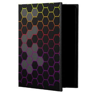 Color Hex with Grey iPad Air Case